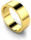 Image for 7mm Flat Wedding Ring