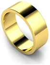 Image for 8mm Flat Wedding Ring