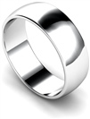 Image for 7mm D Shape Wedding Ring