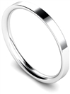 Image for 2mm Flat Court Wedding Ring