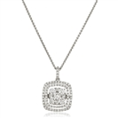 Movable Round Diamond Designer Pendant