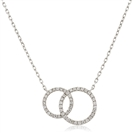 Image for Circle Of Life Round Diamond Designer Necklace
