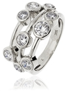 Image for 1.50CT Round Diamond Dress Ring