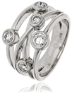 Image for 0.40CT Round Diamond Dress Ring