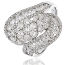 Image for 2.20CT Elegant Round Diamond Dress Ring