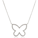 Image for 0.45CT Round Diamond Designer Necklace