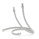 3.00ct Classic Single Row Diamond Tennis Bracelet