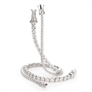 2.00ct Classic Single Row Diamond Tennis Bracelet
