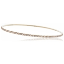 Image for 1.60CT Elegant Round Diamond Set Bangle
