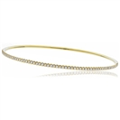 Image for 3.00CT Elegant Round Diamond Set Bangle