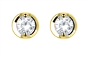 Image for 0.40ct Classic Round Diamond Earrings