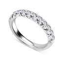 Image for Unique Round Diamond Eternity Ring