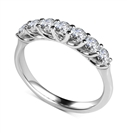0.70ct VS/EF Diamond Eternity Ring