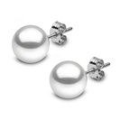 Image for 8mm Freshwater Pearl Stud Earrings