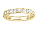 Image for 1.50ct Elegant Round Diamond Full Eternity Ring