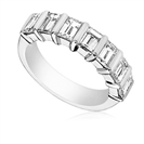 1.00ct IF/F Diamond Eternity Ring