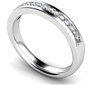 Traditional Round Diamond Eternity Ring