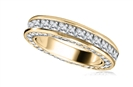 Image for Princess & Round Diamond Full Eternity Ring