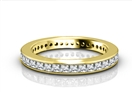 Image for Classic Princess Diamond Full Eternity Ring