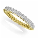 Image for Round Diamond Full Eternity Ring