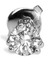Image for Mens Diamond Single Stud Earring