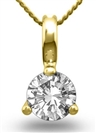 Image for Round Diamond Pendant