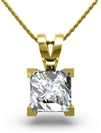 Image for Princess Diamond Pendant