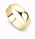 Image for 7mm Court Shaped Wedding Ring