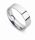 Image for 10mm Flat Court Wedding Ring