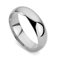Image for 6mm D Shape Wedding Ring