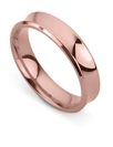 Image for 5mm Concave Wedding Ring