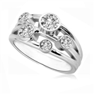 Image for Round Diamond Dress Ring