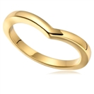 Image for Wishbone Shaped Wedding Ring