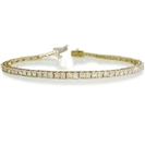Image for 2.08ct VS/F Round Diamond Tennis Bracelet