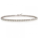 1.15CT VS/FG Round Diamond Tennis Bracelet