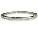 Image for Full Set Round Diamond Set Bangle