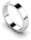 Image for 4mm Flat Wedding Ring