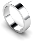 5mm Flat Wedding Ring