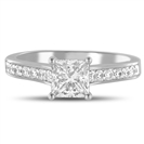 Image for Princess Diamond Ring