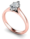 Image for Marquise Diamond Engagement Ring