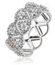 Image for 7mm Round Diamond Dress Ring
