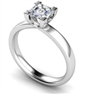 Image for Asscher Diamond Engagement Ring