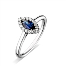 CERTIFIED 0.50 VS /FG Diamond Gemstone Ring