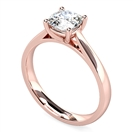 Image for Elegant Cushion Diamond Engagement Ring