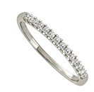 Image for 2mm Round Diamond Eternity Ring