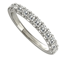 Image for 2.5mm Round Diamond Eternity Ring