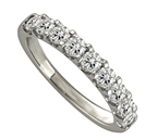 Image for 3mm Traditional Round Diamond Eternity Ring