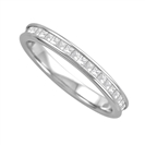 0.55CT VS/EF Diamond Eternity Ring