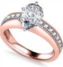 Image for Pear Diamond Engagement Ring