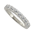 Image for 3.5mm Round Diamond Eternity Ring
